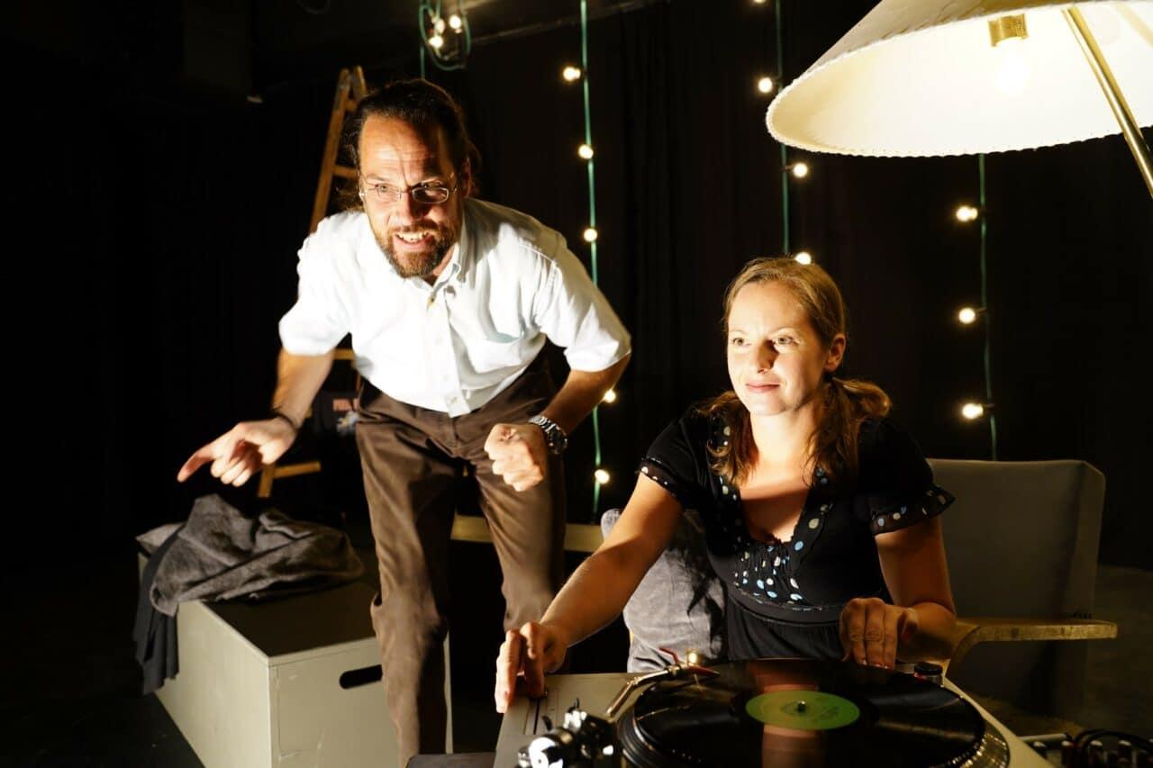 Time Out mit James Bernd Lang und Ines Stockner